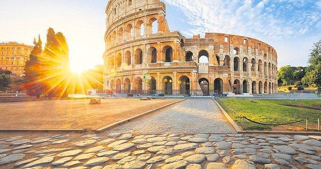 7. Roma, İtalya