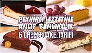 Peynirli Lezzetine Ayılıp Bayılmalık 6 Cheesecake Tarifi