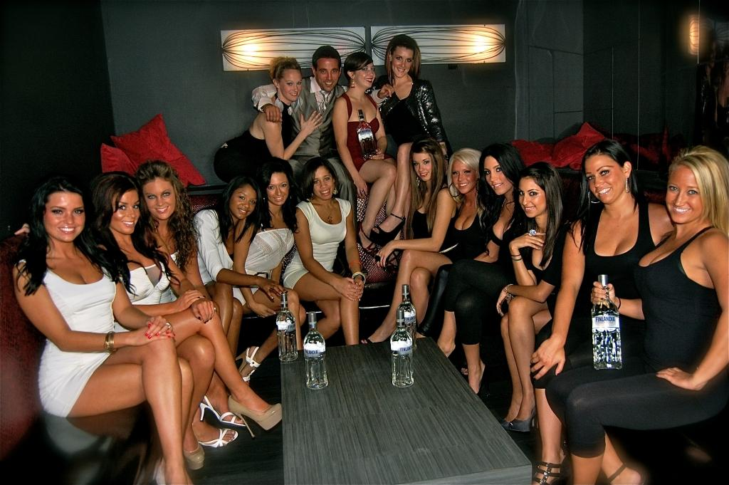 Wild girls in clubs videos