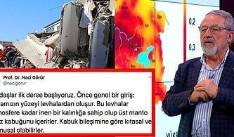 Türkiye'nin Yakasını Bir Türlü Bırakmayan Depremle İlgili Prof. Dr. Naci Görür'den Herkesin Mutlaka Bilmesi Gereken 6 Ders
