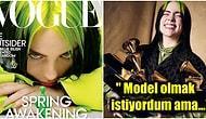 Vogue Kapak Kızı Olan Billie Eilish, Hakkında Kimsenin Bilmediği Şeyleri Verdiği Röportajda Açık Açık Anlattı!