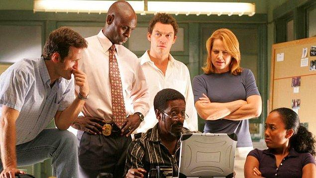 1. The Wire (2002 – 2008)