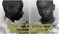 İşlemediği Bir Cinayet Yüzünden Suçlanıp Vahşice Öldürülen Tarihin En Genç İdam Mahkumu: George Stinney