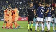 Bol Penaltılı Bol Tartışmalı Maçta Kazanan Yok! Fenerbahçe-Aytemiz Alanyaspor Maçında Yaşananlar ve Tepkiler