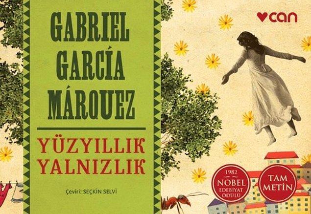 """10. Gregor Samsa, Gabriel Garcia Marquez'in """"Yüzyıllık Yalnızlık"""" adlı romanında yer alan bir karakterdir."""