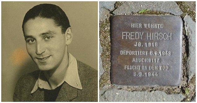 Fredy Hirsch bir atlet ve beden eğitimi öğretmeniydi. Yahudi bir eşcinseldi. 1916'da Aachen, Almanya'da doğmuştu. Nazi zulmünden kaçmak için Çekoslovakya'ya taşındı. 1936'dan 1939'a kadar tıp öğrencisi olan sevgilisi Jan Mautner ile birlikte yaşadı.