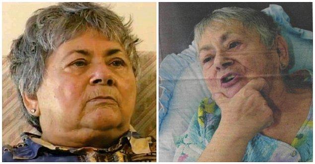 """Kitty Fischer, Yahudi olduğu için 1944'te Auschwitz'e gönderildiğinde 17 yaşındaydı. Kampa girişinde saçları tıraş edildi. Korku ve şaşkınlık içindeyken Kitty, Münihli bir portre ressamıyla tanıştı. """"Fırçasını daha iyi bir işte kullanmak"""" için ona haftada 7 gün, günde 10 saat tuvaletleri temizletiyorlardı."""