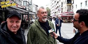 Mükemmel Tesadüf: Yazar İhsan Oktay Anar, Sokak Röportajı Sırasında 'Evrim Teorisi' Hakkında Konuştu!