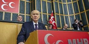 Bahçeli 'Türkiye, Şam'a Girmeyi Planlamalıdır' Dedi ve Ekledi: 'Yansın Suriye, Yıkılsın İdlib, Kahrolsun Esad'