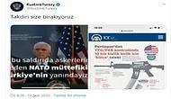 Rusya Büyükelçiliği, ABD Üzerinden Türkiye'ye Mesaj Verdi: 'Takdiri Size Bırakıyoruz'