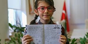 Gururumuzsun! Matematikte Dünya Birincisi Olan 10 Yaşındaki Elanur Akıncı Sosyal Medyanın Gündeminde