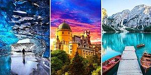 Seyahat Severlerin Aklını Çıkaracak Güzellikte Dünyanın Dört Bir Yanından Az Bilinen Efsane Lokasyonlar