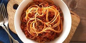 Spagetti Bolonez Tarifi: Kıymanın Makarnayla Buluştuğu Enfes Spagetti Bolonez Nasıl Yapılır?