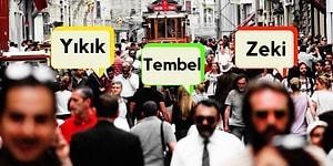 Türkiye'nin Hangi Yüzdelik Dilimine Aitsin?