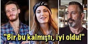 Cem Yılmaz, Serenay Sarıkaya ile İlişkisi Hakkında Çıkan Haberleri Yaptığı Paylaşımla Eleştirdi, Gözler Kerem Bursin'e Döndü!