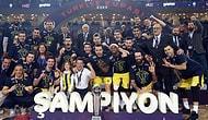 🏆 Türkiye Kupası Şampiyonu Fenerbahçe Beko