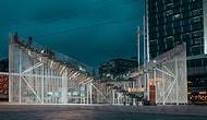 Taksim Meydanı Kentsel Tasarım Yarışması Kapsamında Açılan 'Kavuşma Durağı' Büyük İlgi Gördü
