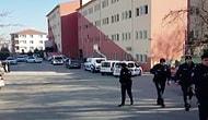 Ankara'nın Etimesgut İlçesinde Bir Lisede Okul Müdürünü Vuran Güvenlik Görevlisi, Aynı Silahla İntihara Kalkıştı