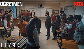 İlker Kaleli, Fox'un Yeni Dizisi 'Öğretmen' ile Ekranlara Dönüyor: İlk Fragman Yayınlandı!