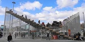 Murat Bardakçı Açıkladı: 2 Gün Önce Açılan Taksim Meydanı'ndaki 'Kavuşma Durağı' İçin Kaldırma Kararı