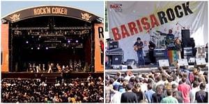 Biraz Nostalji! Türkiye'de Bir Dönemlerin Tozunu Attıran Gençlerin Doya Doya Yaşadığı Müzik Festivalleri