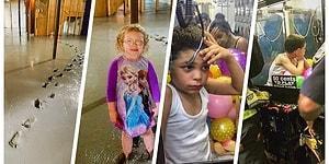 Yaptıkları Trajikomik Davranışlarla Ebeveynlerinin Çılgına Dönmesine Sebep Olan 15 Afacan Çocuk