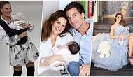 4 Aylık Kızıyla Podyuma Çıkan Tülin Şahin'in Kurduğu Tatlı mı Tatlı Aile Hayatı Herkesi İmrendiriyor!