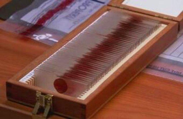 9. Bir kutu kan lamını kim ne yapsın? İnsanlardan hatıra olarak çakmak makmak değil de kan örneği alan bir manyağımız varsa o bir şeyler yapabilir...