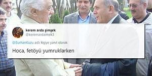 Burhan Kuzu 15 Temmuz Gerçekleşseydi Erdoğan'la Birlikte Öldürüleceğini İddia Etti ve Ekledi: 'Gülen'i Hiçbir Zaman Samimi Bulmadım'