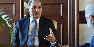 Abdullah Gül: 'Türk Tipi Başkanlık Sistemini İstemedim, Parlamenter Sisteme Dönmek Şart'