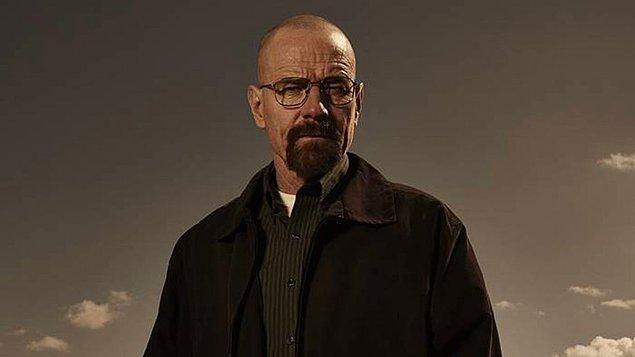 4. Breaking Bad'in ilk bölümünde Walter White kaç yaşına girmişti?
