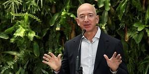 Amazon'un CEO'su Jeff Bezos, İklim Değişikliği ile Mücadele Etmek İçin Servetinden 10 Milyar Dolar Bağışladı
