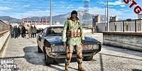 GTA 5 ile The Walking Dead'in Bir Araya Geldiği Muhteşem Oyun Modu!