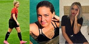 Survivor 2020'nin Güzelliği ve Başarısı ile Dikkatleri Üzerine Çeken Başarılı Milli Futbolcusu Aycan Yanaç!