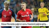 Borussia Dortmund'un 19 Yaşındaki Gol Makinesi Harika Çocuk: Erling Braut Håland