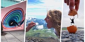 Kullandıkları Çekim Açılarıyla Yarattıkları İllüzyonu Anlamak İçin Beyin Yaktıran 25 Fotoğraf