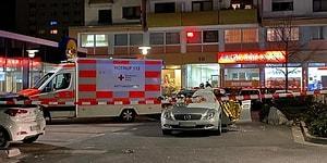 Aralarında Türkler de Var: Almanya'nın Hanau Kentinde Düzenlenen Silahlı Saldırılarda 9 Kişi Öldü