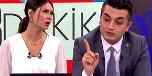 A Spor Moderatörü Setenay Cankat, Ali Koç'u Öven Göktuğhan Argın'ı Canlı Yayından Kovdu!