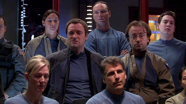 17. Stargate: Atlantis (2004-2009)