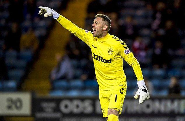 11. Allan McGregor / Glasgow Rangers