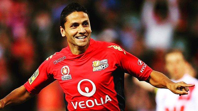 15. Marcelo Carrusca / West Adelaide SC