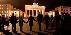 Almanya'daki Irkçı Saldırda Öldürülen Dokuz Kişi Düzenlenen Törenlerle Anıldı