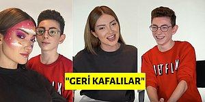 Danla Bilic'le Çektikleri Video Sonrasında Çok Konuşulan 15 Yaşındaki Can Dilekçi ve Onun Makyaj Çalışmaları