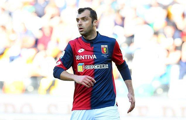 33. Goran Pandev / Genoa