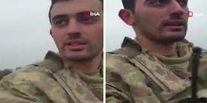 Şehit Teğmen Fırıncıoğlu'nun Son Görüntüleri: 'Dünkü Uçak Saldırısından Ucuz Kurtulduk'