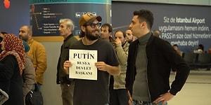 Hayrettin, 'İstanbul Havalimanı'ndaki İnsanları Efsane Şakaladı!