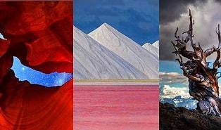 Doğanın Katıksız Güzelliklerinin Gözler Önüne Serildiği 'Yılın Manzara Fotoğrafı Ödülleri'nin 30 Kazananı
