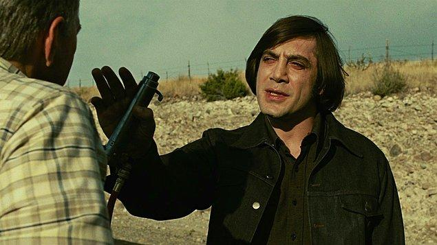 16. Anton Chigurh - No Country for Old Men (2007)