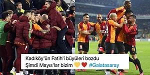 21 Yıl Sonra Kadıköy Büyüsü Bozuldu! Fenerbahçe- Galatasaray Maçında Yaşananlar ve Tepkiler