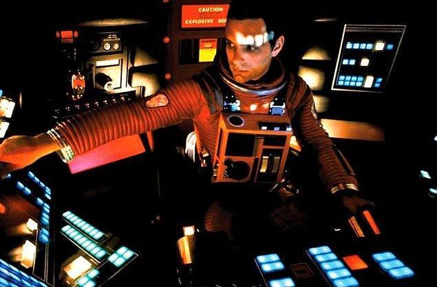 8. 2001: Uzay Yolu Macerası (1968) 2001: A Space Odyssey